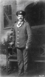 Pearson, Horace Jinchcliffe