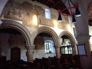 St Pega's wall paintings and why we need to save them