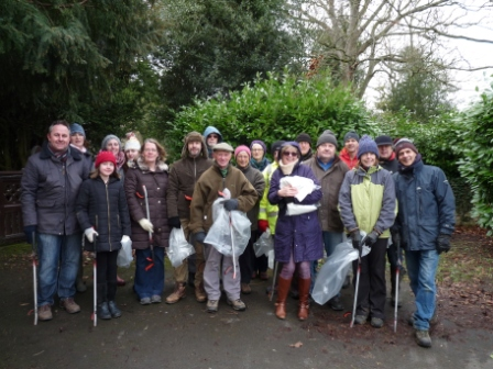 Peakirk's Annual Litter Pick 17 March