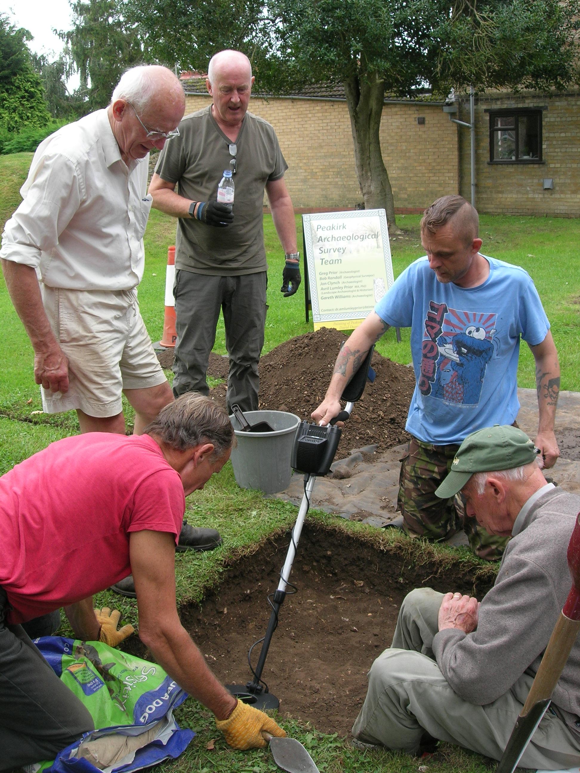 Peakirk Archaeological Survey Team (PAST)
