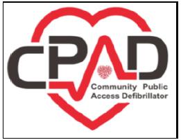 Community Defibrillator training